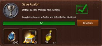 Save avalon
