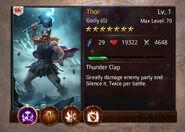 Thor-card