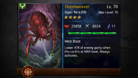 Doomweaver perfect