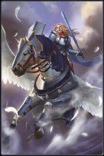 Pegasus Knight T3