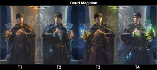 CourtMagicianevolution