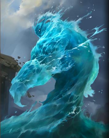What's an Undine? Diving Into Undines: Water Elementals