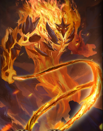 Fire Elemental | Heroes of Camelot Wiki | FANDOM powered ...