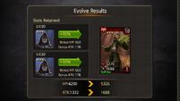 Father Maleficent evolve evo2