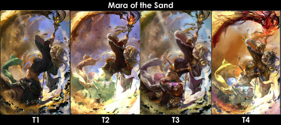 Mara Of The Sand
