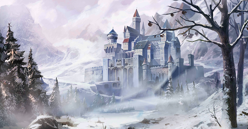 WinterSolsticeScene