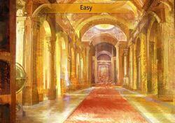 Easy Golden Castle Pic