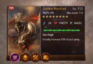 Golden Mordred T4