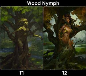 WoodNymphEvo