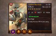 Golden Mordred T2