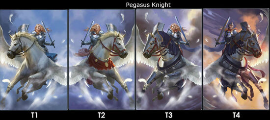 PegasusKnightevol
