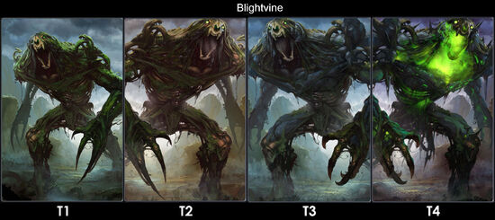 Blightvinevolution