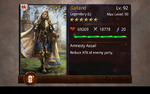 Galland T4 7 Card T3 & T4 Overleveled