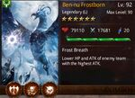 Bennu Frostborn