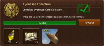 Lyonesse Collection