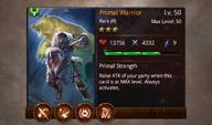 Primal Warrior3