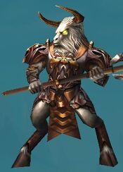 Iron Guard in 3D