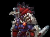Javelin Warrior (Draeznor)