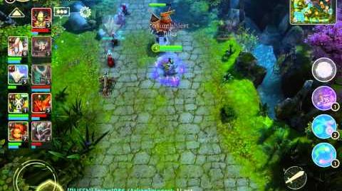 Heroes of Order and Chaos - First Gameplay Goldfur