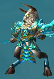 Spectral Guard in 3D