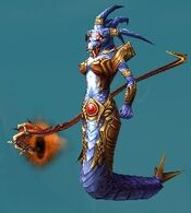 Priestess of the Tides in 3D