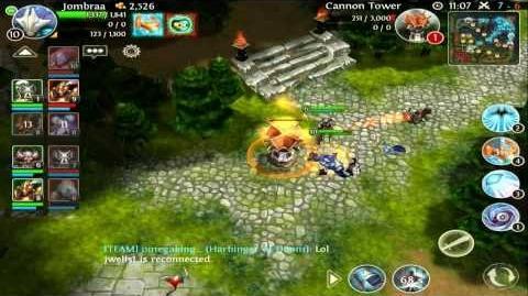 Heroes O&C Online Jombraa wreckage!