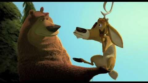 Open Season HD Trailer