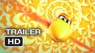 Planes Official Trailer 2 (2013) - Dane Cook Disney Animated Movie HD