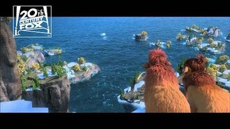 Ice Age Continental Drift Official Trailer Fox Family Entertainment
