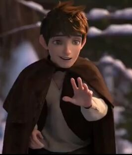 Jackson Overland before he became Jack Frost