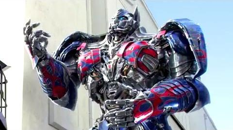 TRANSFORMERS 5 THE LAST KNIGHT Promo Clip - British Accent (2017) Michael Bay Action Movie HD