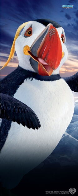 Sven the Puffin