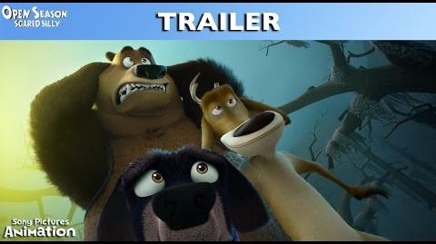 Open Season Scared Silly - Official Trailer