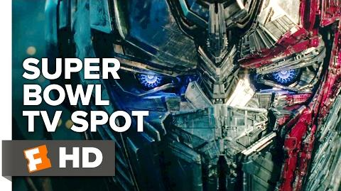 Transformers The Last Knight Extended Super Bowl TV Spot (2017) Movieclips Trailers