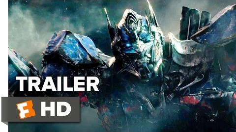 Transformers The Last Knight Official Trailer - Teaser (2017) - Michael Bay Movie
