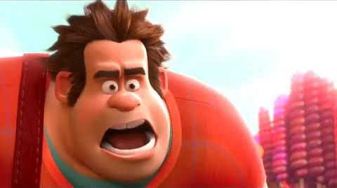 Wreck It Ralph - Official Trailer 3 HD