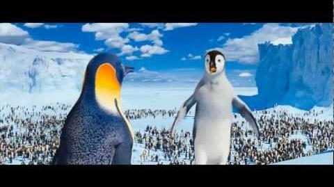 Happy Feet 2 Trailer 4 Official 2011 HD - Elijah Wood, Robin Williams