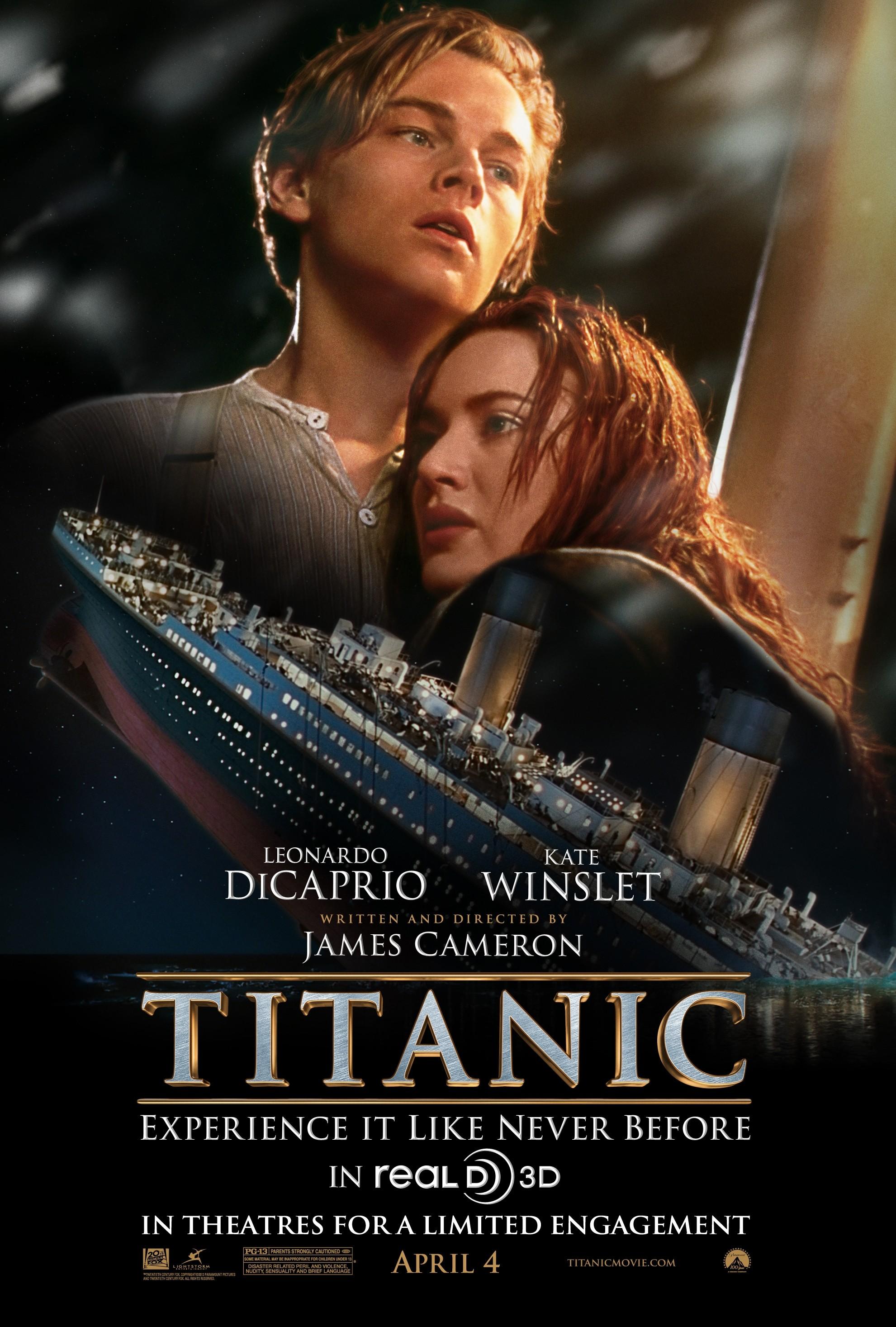 Titanic 1997 Heroes Of The Characters Wiki Fandom