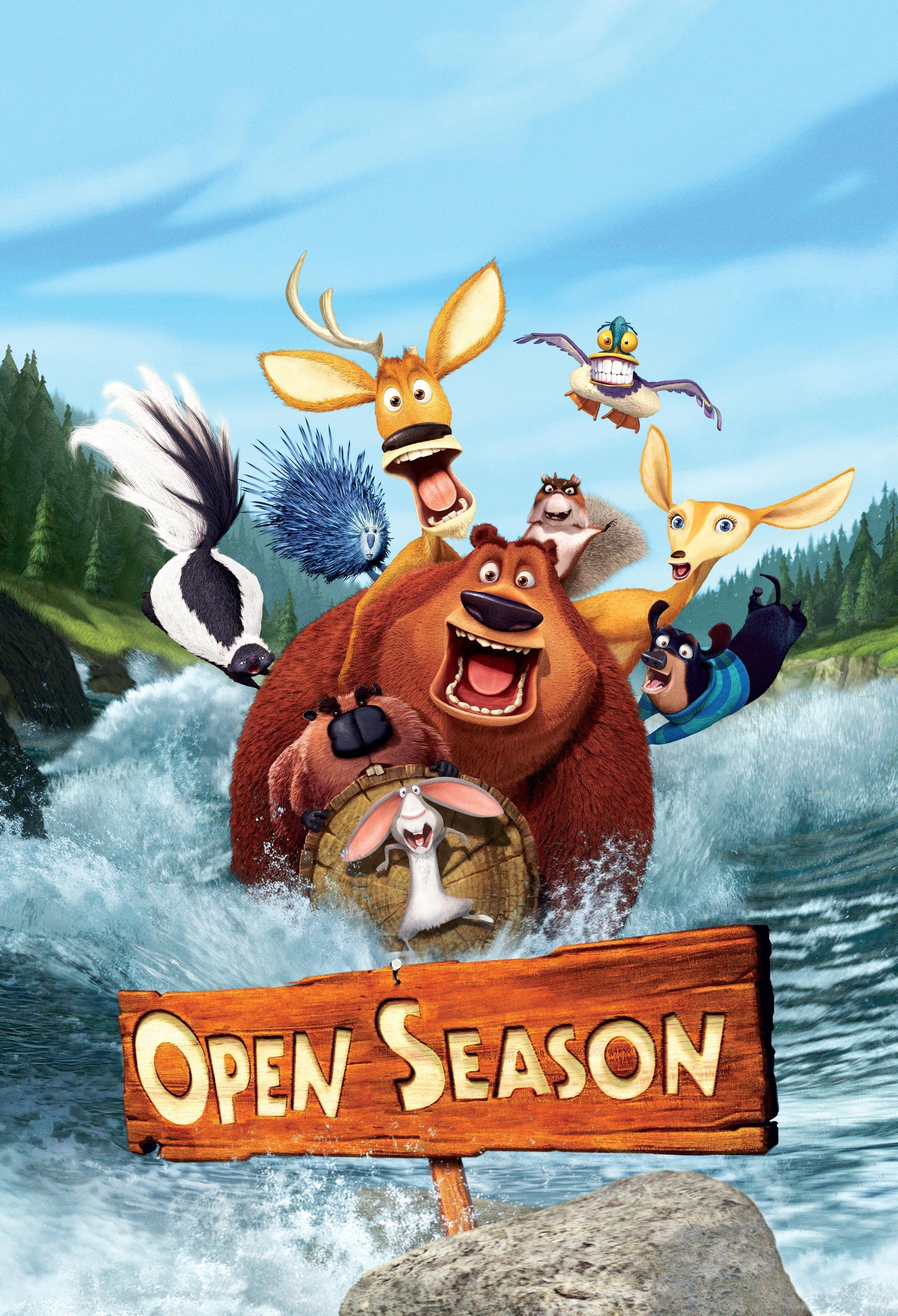 Open Season 2006 Heroes Of The Characters Wiki Fandom