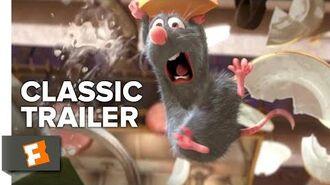 Ratatouille (2007) Trailer 1 Movieclips Classic Trailers