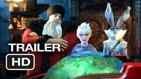 Rise of the Guardians Official Trailer 3 (2012) - Alec Baldwin, Hugh Jackman Movie HD