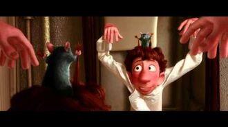 Ratatouille - Official Trailer HD