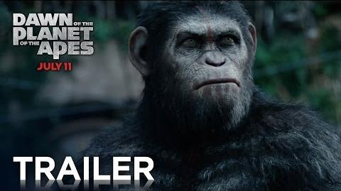 Dawn of the Planet of the Apes Official Final Trailer HD 20th Century FOX