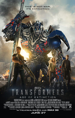 Tranformers Age of Extinction (2014)