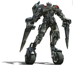 Sideswipe (Live Action)