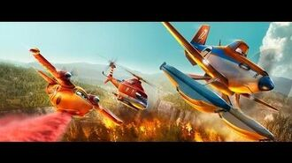 Disney's Planes- Fire & Rescue - Extended Trailer