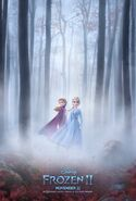 Frozen II - Official Poster