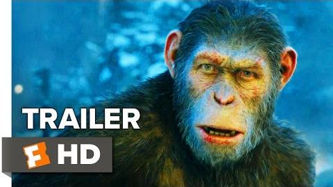 War for the Planet of the Apes Trailer 3 (2017) Movieclips Trailers
