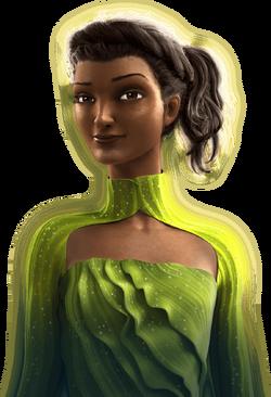 Character main Queen Tara