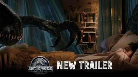 Jurassic World Fallen Kingdom - Official Trailer 2 HD